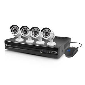 SWANN 8 CHANNEL HD CCTV Security Camera System INSTALLED Cranbourne Casey Area Preview