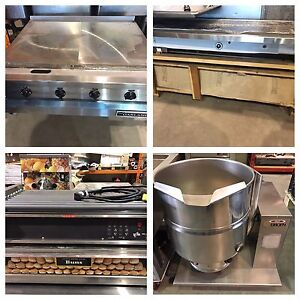 Large Restaurant & Confectionary Equipment Sale