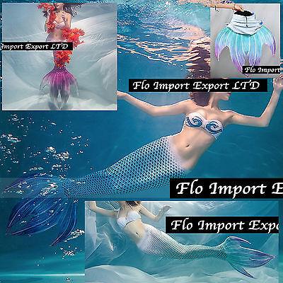 Kostüm Schwanz Sirene 4 Tipps Frau Swimsuit Meerjungfrau Tail Meer - Kostüm Tipps