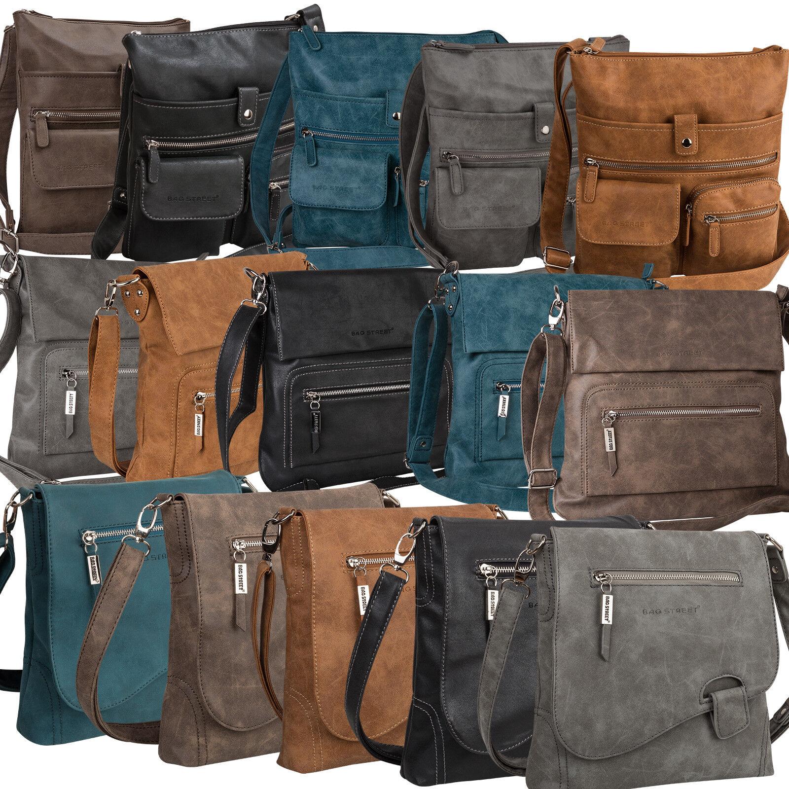 aef7fbe369740 Bag Street Damentasche Umhängetasche Handtasche Schultertasche K2 фото