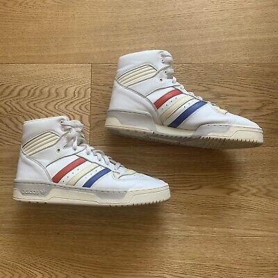 Adidas Originals Rivalry Hi High Tops - UK 11 - Great condition
