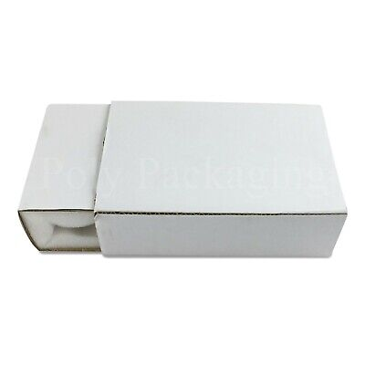 60 x White FOAM LINED Postal Boxes(14x11x2