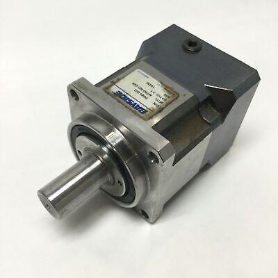 Parker Bayside Gearbox NR23S-050 NEMA 23 /& Bodine Electric 22B2BEBL Motor 130VDC