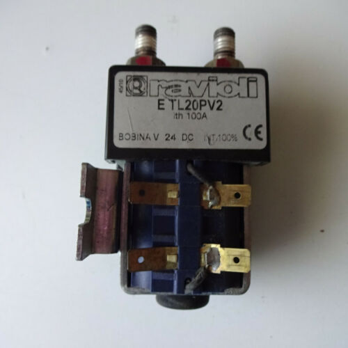 Ravioli E TL20PV2 Part 24V Replacement Part For Gansow CT 110