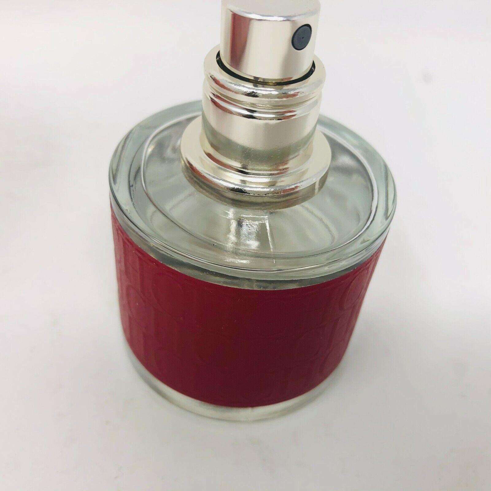 CH Carolina Herrera Eau De Toilette Perfume Fragrance Spray 1 FL OZ Full New