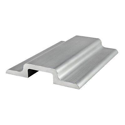 8020 Inc Aluminum 10 Series Double Retainer Profile Part 8611 X 48 Long N