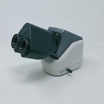 Nikon Microscope Tilting Telescoping Binocular Ergo Head For Eclipse Series