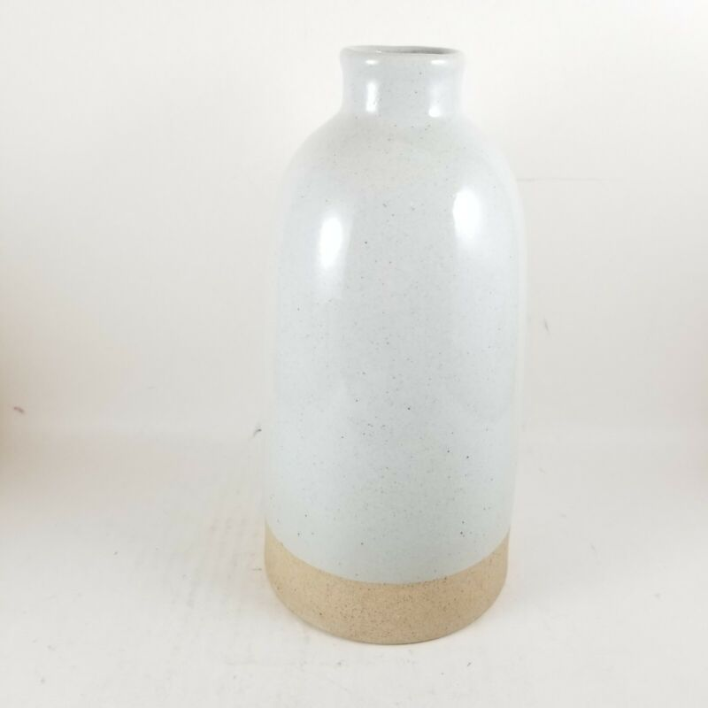 Hearth & Hand With Magnolia Stoneware Vase.. New