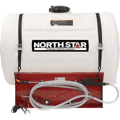 Northstar Utv Spot Sprayer- 55 Gallon 2.2 Gpm 12 Volt