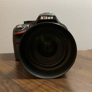 Nikon D5200 DSLR (like new!!! super low shutter count!!!)