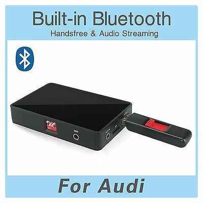 bluetooth usb aux mp3 adapter audi chorus 2 concert 1 2. Black Bedroom Furniture Sets. Home Design Ideas