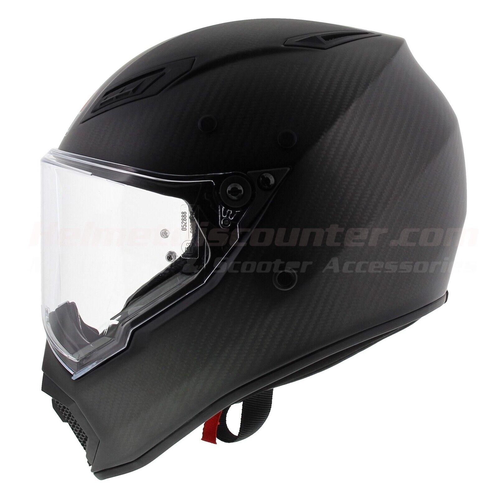 AGV AX9 AX-9 Matt Carbon, Offroad Motorcycle Helmet Fast