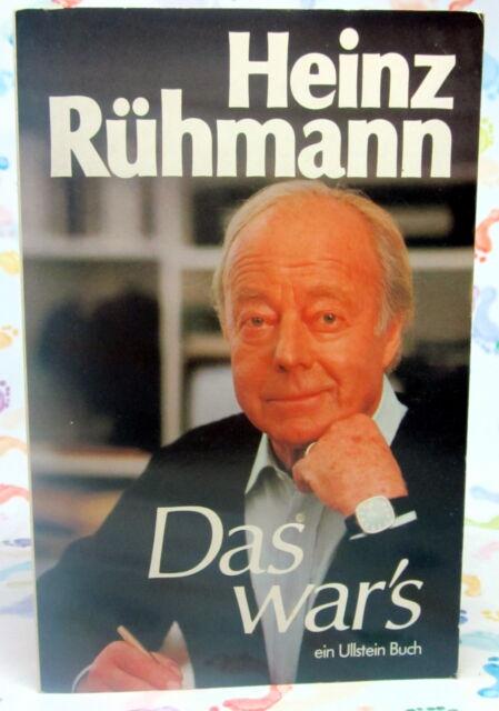 DAS WAR´S - Heinz Rühmann