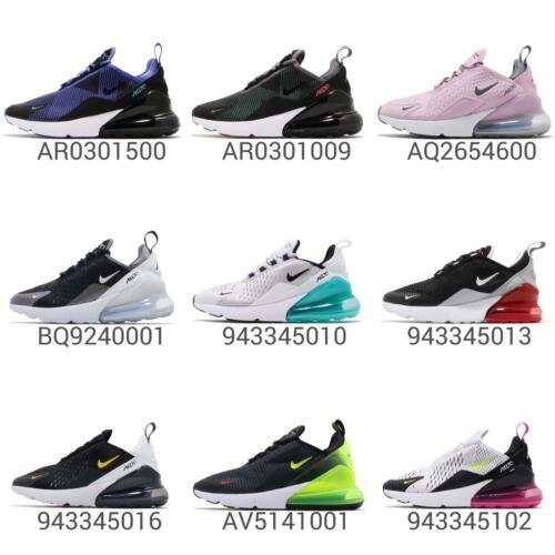 Nike Air Max 270 blackanthracitewhite (Junior) (943345 001)