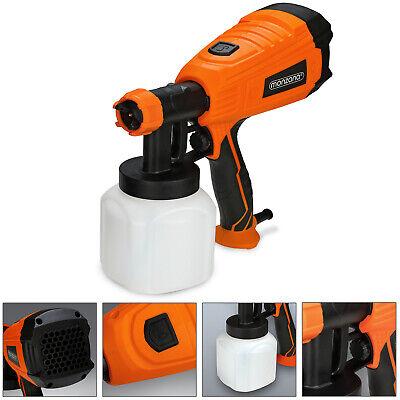 Pulverizador de pistola de pintura eléctrica 500W 800ml 3 patrones de rociado
