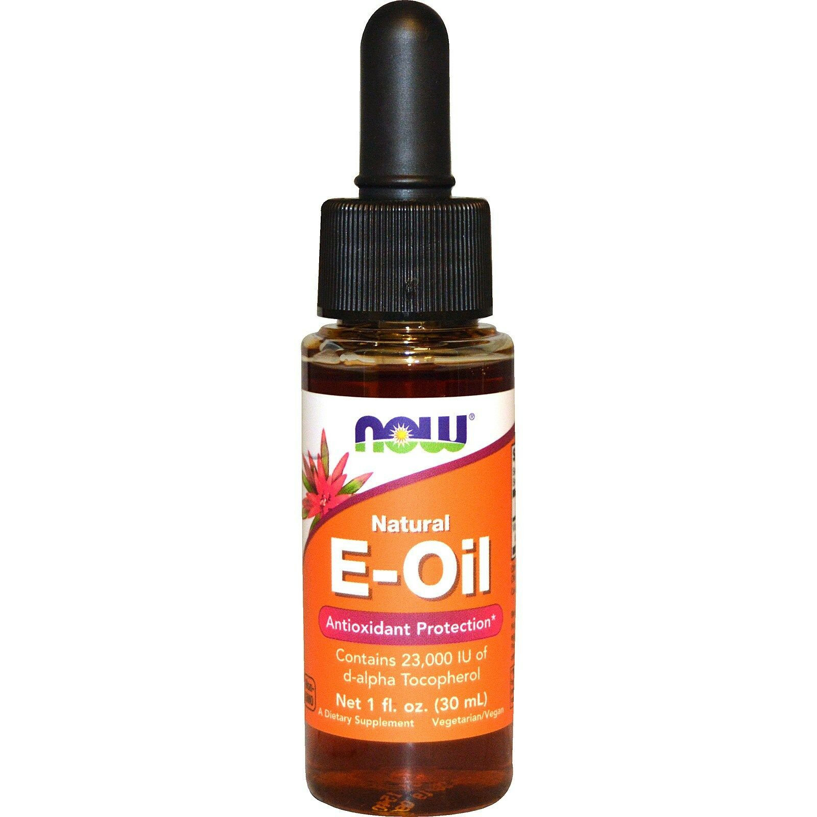 NOW Foods 1 oz Essential Oils and Blend Oils - FREE SHIPPING! Vitamin E-Oil (Vegetarian)