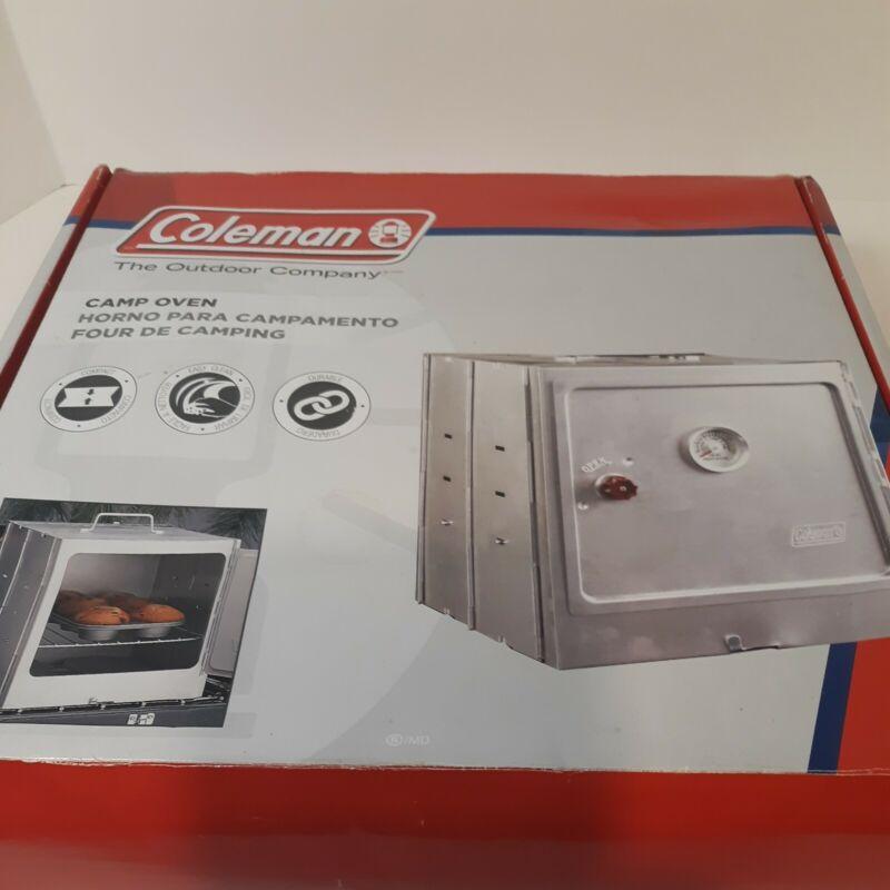 Coleman Camp Stove Oven Non-Corrosion Aluminized Steel Model # 5010