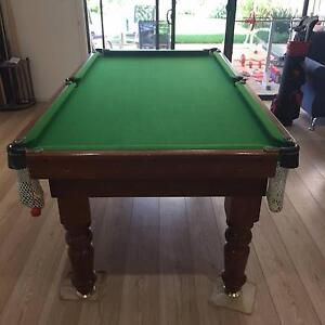 Slate Pool Table Dover Gardens Marion Area Preview