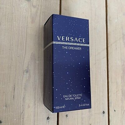 Versace - The Dreamer - 100ml - Aftershave Natural Spray - Brand New In Box