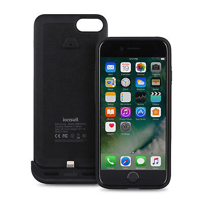 Moshi ionsuit Battery occasion for iPhone 8 / iPhone 7 ,3,020 mAh, 2.1 A