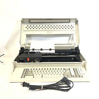 Ibm Wheelwriter 15 Series Ii Model Electric Typewriter 6783