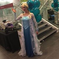 Affordable princess birthday parties!