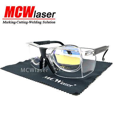 CO2 Laser Sicherheit Schutzbrille Gläser 10600nm 10.6um OD5 + CE EP-25