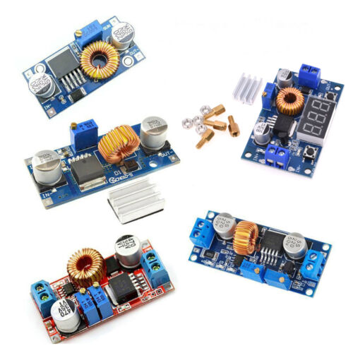 DC-DC 5A XL4015 Step Down Converter Module Power Supply LED Lithium Charge