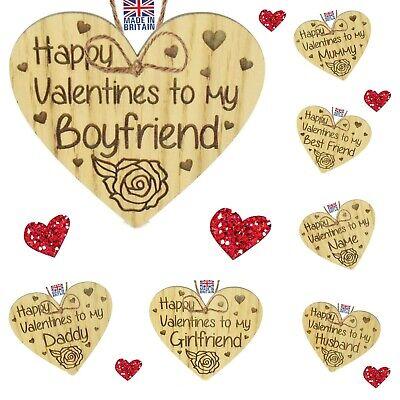 Happy Valentines to my Wife Husband Girlfriend Boyfriend Best Friend Daddy