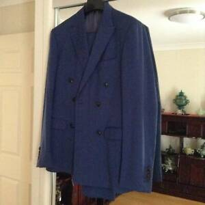 High Quality Handmade Hand Stitched Italian Business Suits  #4  Blue Cleveland Redland Area Preview