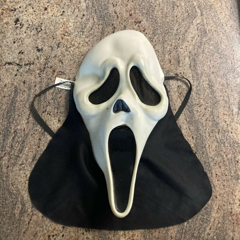 Halloween Horror Scream Mask Ghostface Easter Unlimited Inc 2011 *read