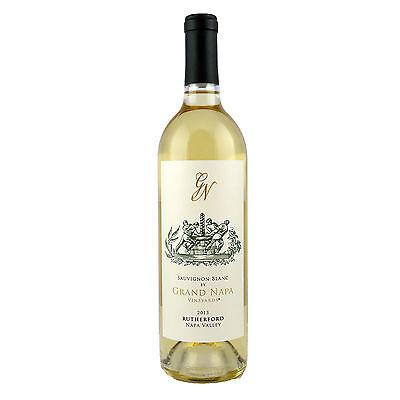 Grand Napa Wine 2013 Rutherford Sauvignon Blanc