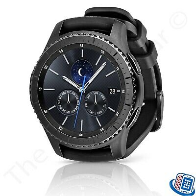 Samsung Gear S3 Frontier Smartwatch 46mm (Dark Gray) SM-R760