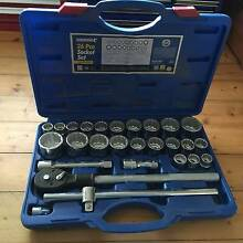Socket Set. Kincrome, 3/4 Drive Nairne Mount Barker Area Preview