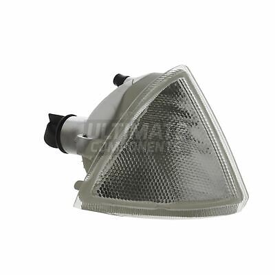 Citroen AX Hatchback 1991-1996 Front Indicator Light Lamp Clear Drivers Side O/S