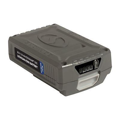 Snow Joe + Sun Joe iBAT20-LTE EcoSharp® Lithium-Ion Battery   20 Volt   2.0Ah
