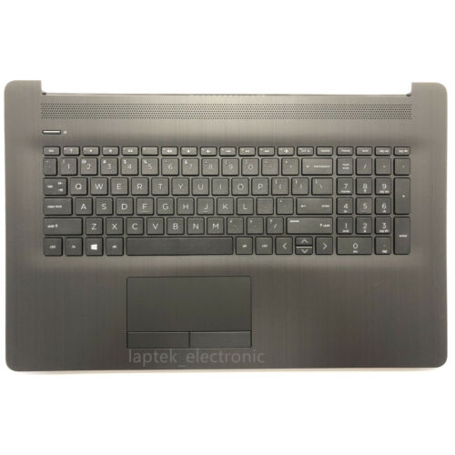 NEW Top Cover For HP 17-BY 17-CA 17BY Upper Case Keyboard Touchpad L22750-001 US