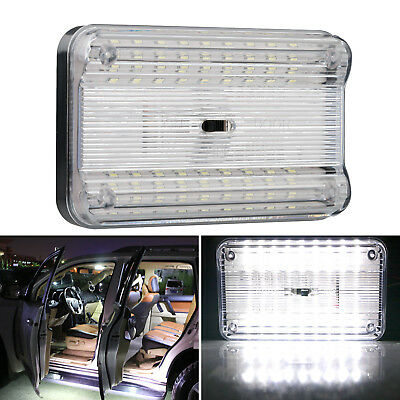 Universal Dome - New 12V 36 LED Car Vehicle Interior Dome Roof Ceiling Reading Trunk Light Lamp