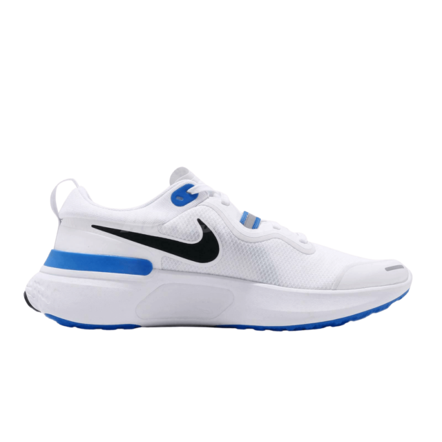 Nike React White