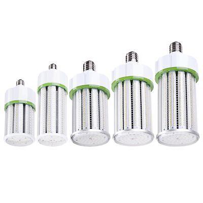LED CORN BULB 30W 60W 80W 100W 120W WATT Light Lamp 360°E26 E39 BASE 5000K UL
