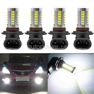 LED Headlight Bulb For Chevy Pickup Truck C1500 1990-1999 High & Low Beam RWD x4