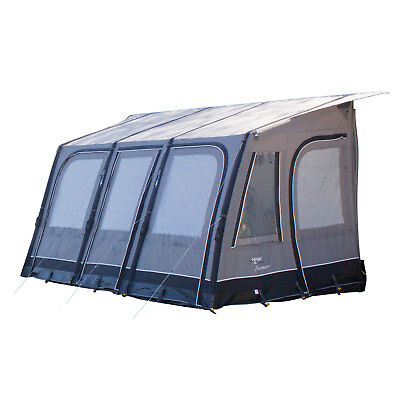 Wohnwagen Vorzelt VANGO Braemar 400 Caravan Anbau Zelt Camping Outdoor Vordach