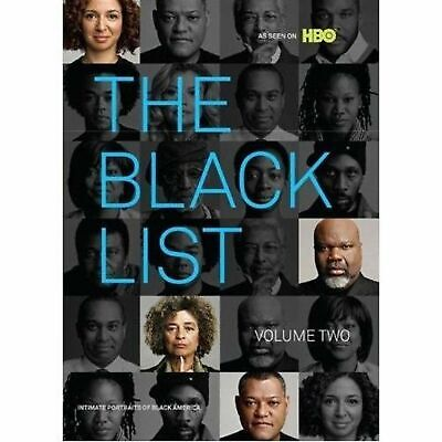 HBO The Black List Volume Two DVD, 2009 NEW SEALED