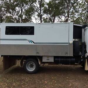 Camper Body Pacific Haven Fraser Coast Preview