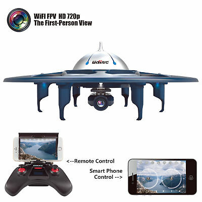 UDI U845 Telephone Remote Control WiFi FPV2.4G RC Quadcopter Drone UFO HD Camera