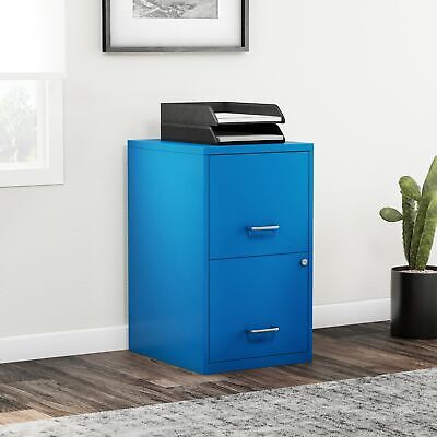 Porch Den Harwich 18-inch 2-drawer Steel File Cabinet