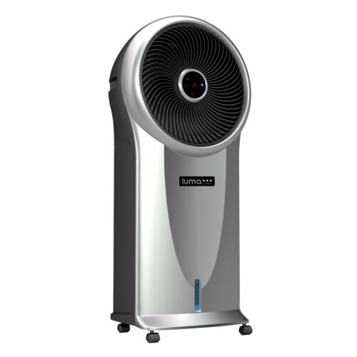 NewAir Portable Indoor Tower Fan Evaporative Air Cooler Humidifier EC110S-REM