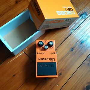 BOSS DS-1 distortion Five Dock Canada Bay Area Preview