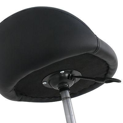 2x Hydraulic Massage / Salon Spa Stool PU Leather Seat Adjustable 18″ to 24.5″ Health & Beauty
