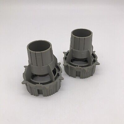 Vintage Star Wars Y-Wing Fighter Rear Engine Thrusters Spare Part Kenner 1983
